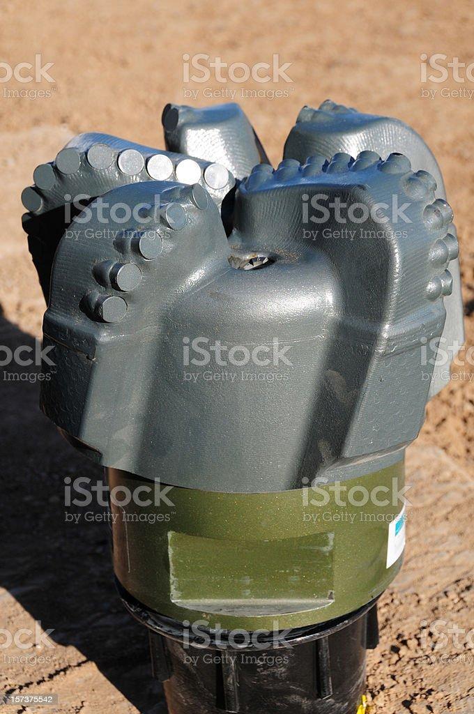 Drill Bit royalty-free stock photo