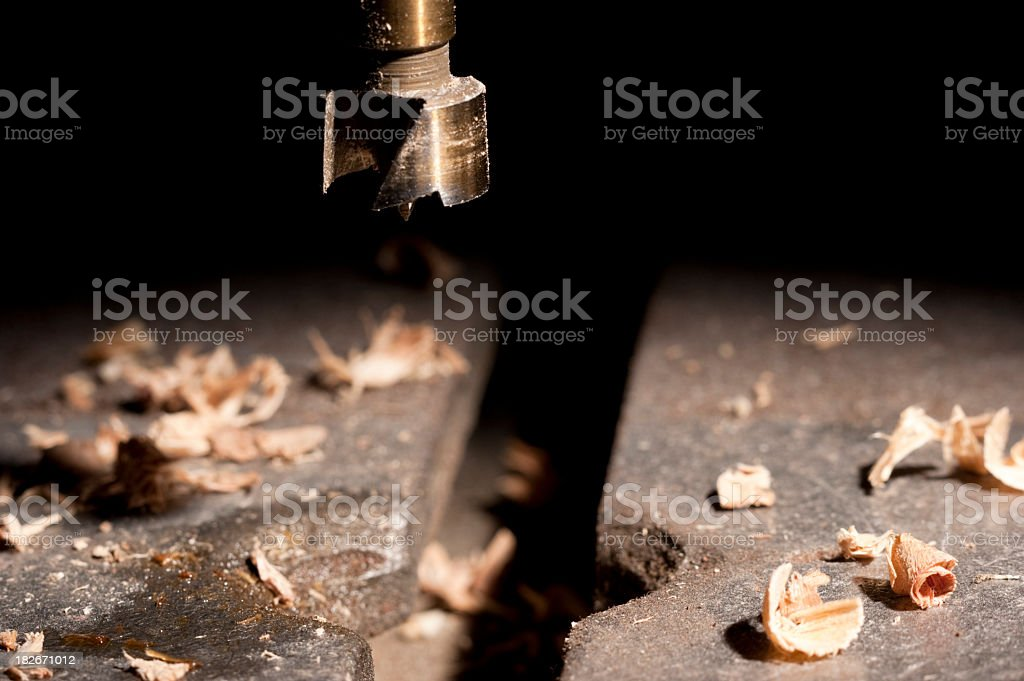drill royalty-free stock photo