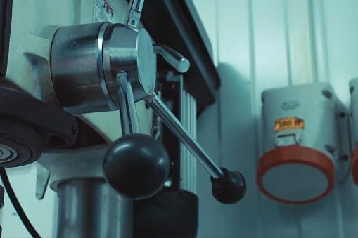 Drilling machine, drilling machine equipment.