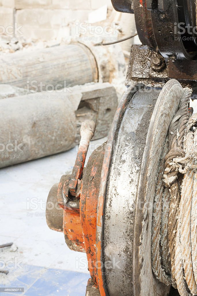 drilling machine royalty-free stock photo