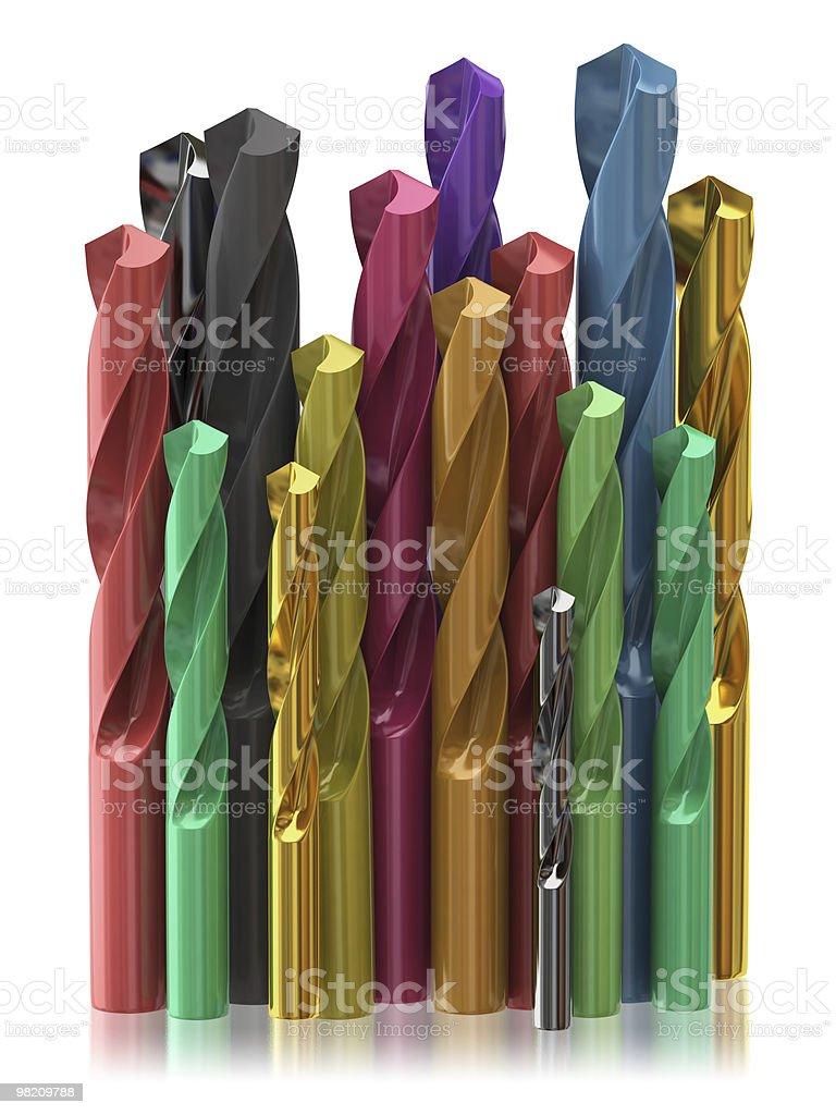 drills royalty-free stock photo