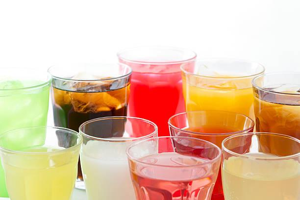 getränke-bar - alkoholfreies getränk stock-fotos und bilder