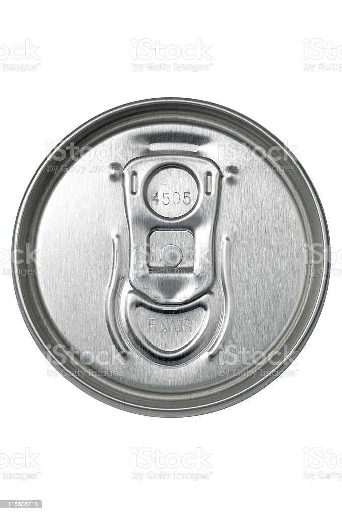 Drink Can Cup royalty-free stock photo