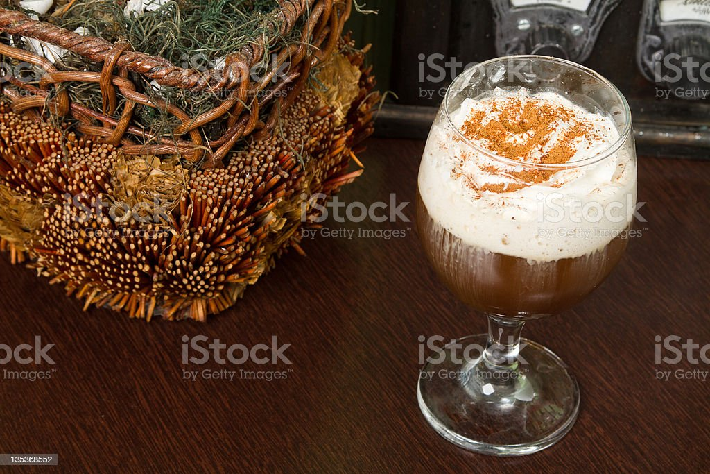 Drink de café stock photo
