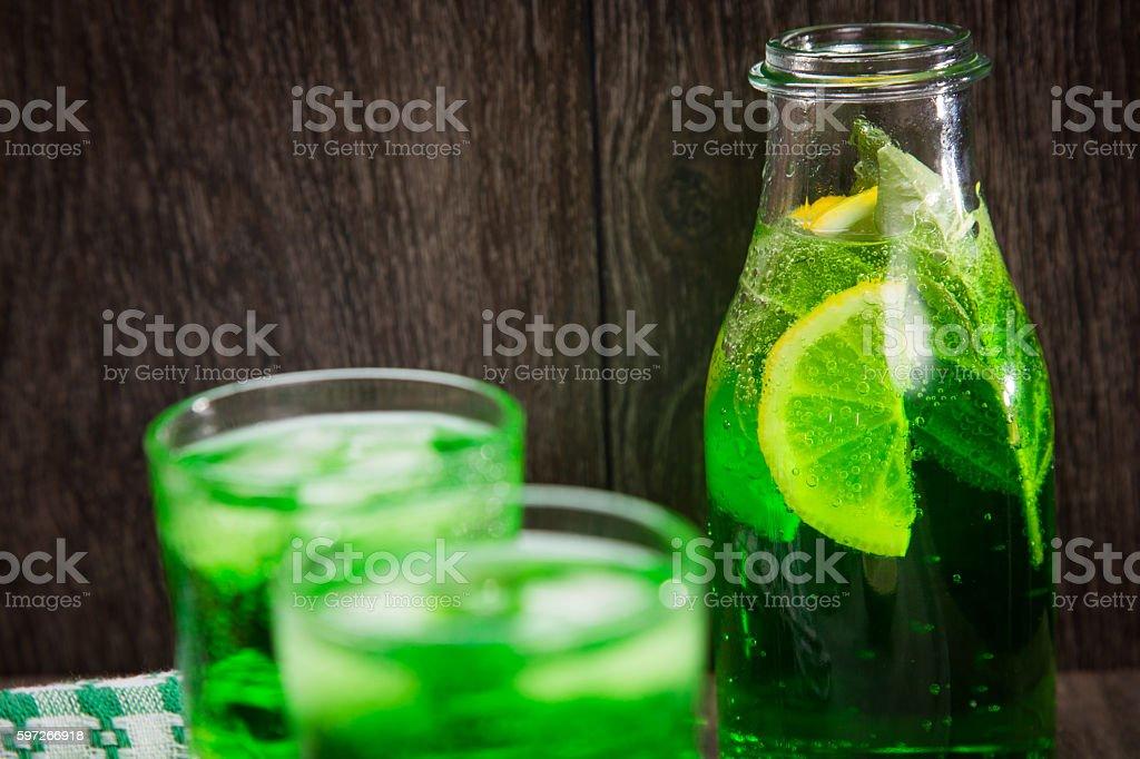 drink from estragon Lizenzfreies stock-foto