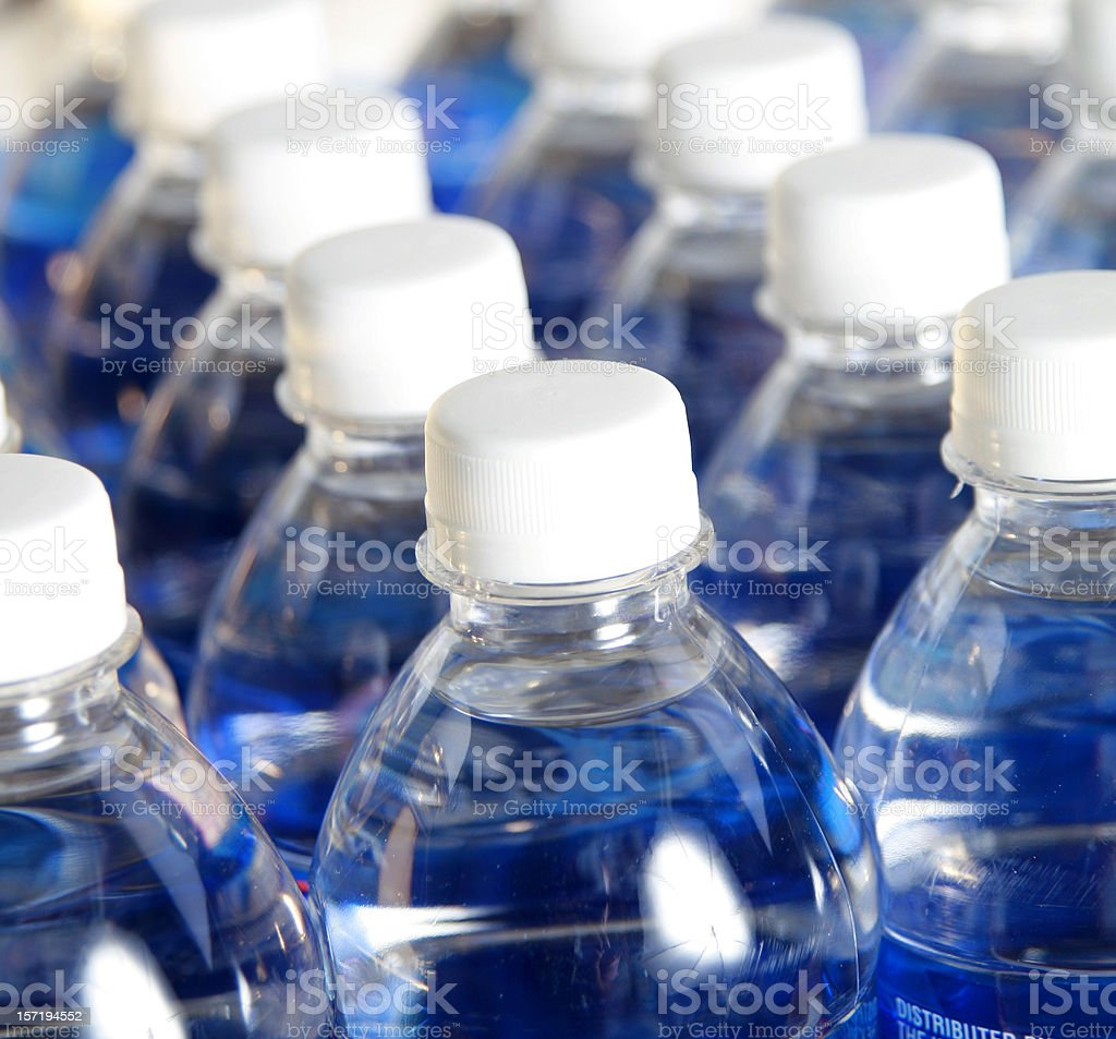 Drink Lots of Water royalty-free stock photo