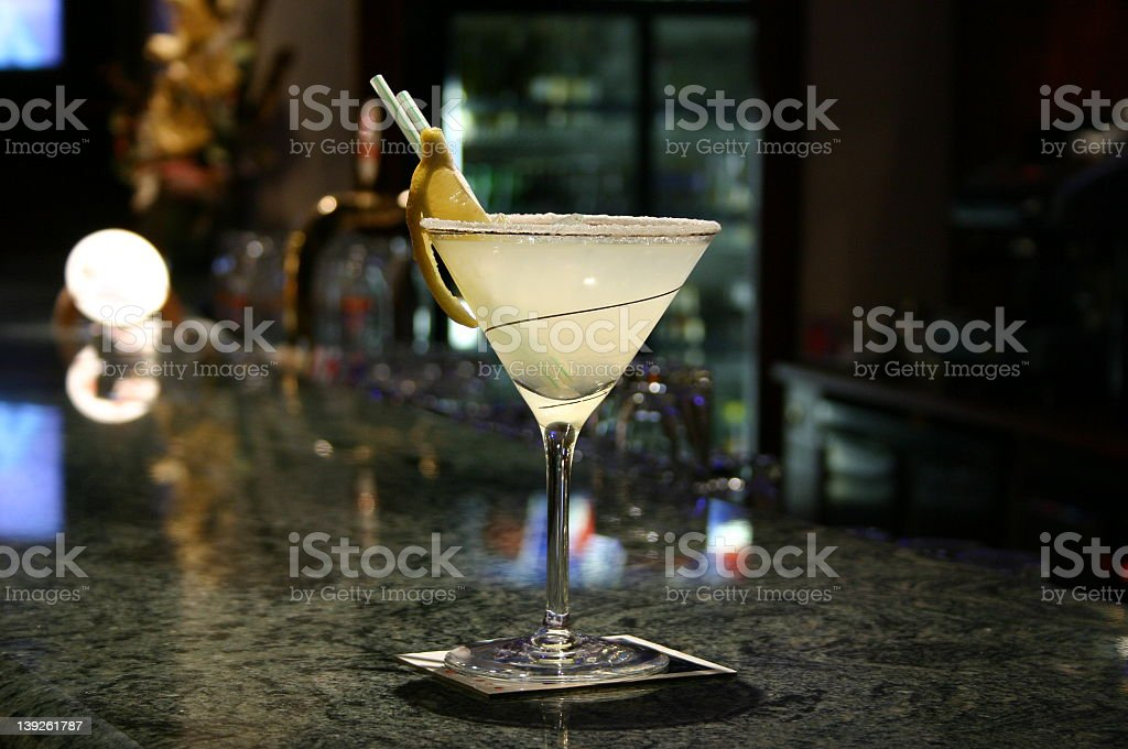 Drink session - 01 royalty-free stock photo
