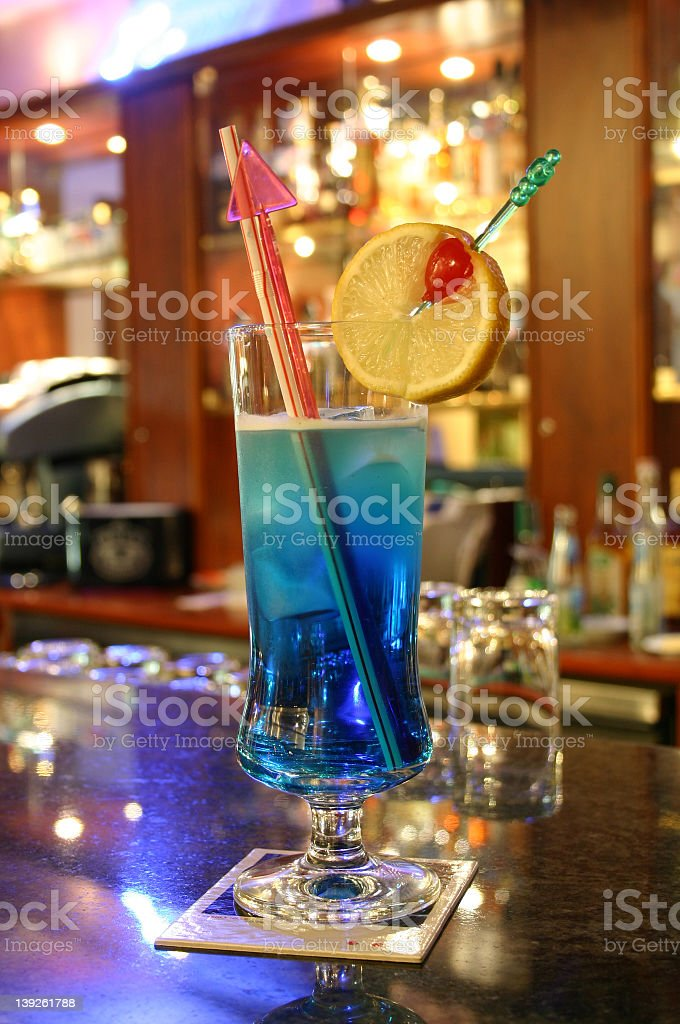 Drink session - 02 royalty-free stock photo