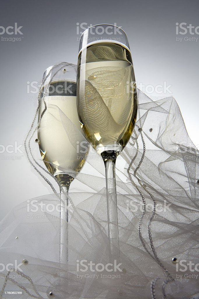 Drink Stills: Champagne royalty-free stock photo