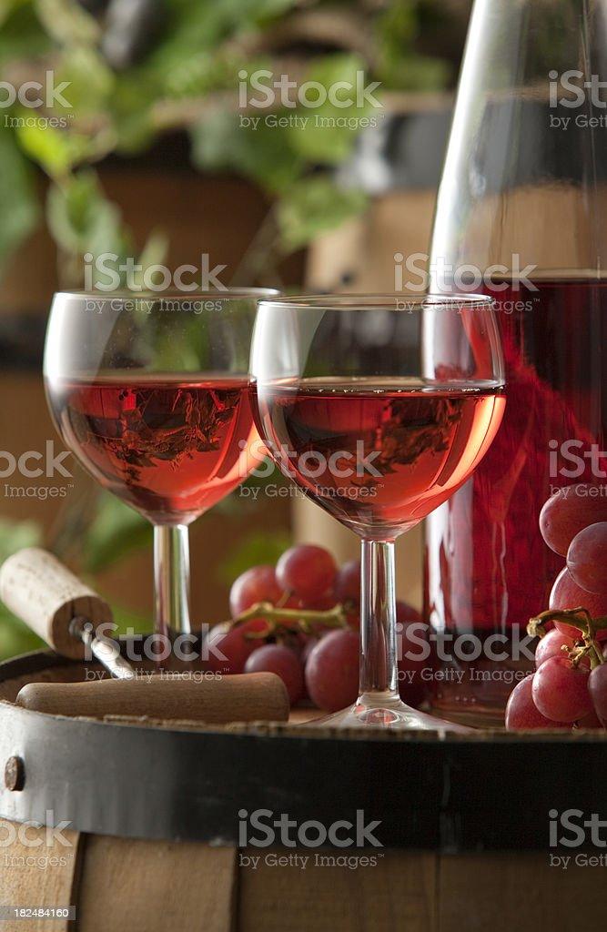 Drink Stills: Rose royalty-free stock photo