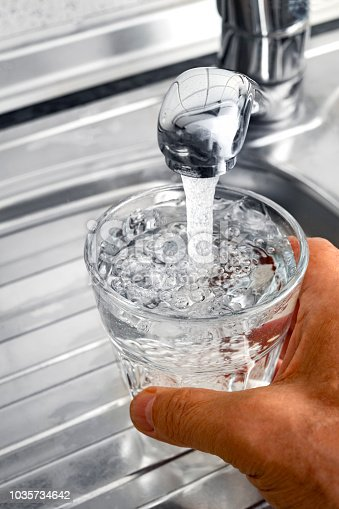 Drink tap water