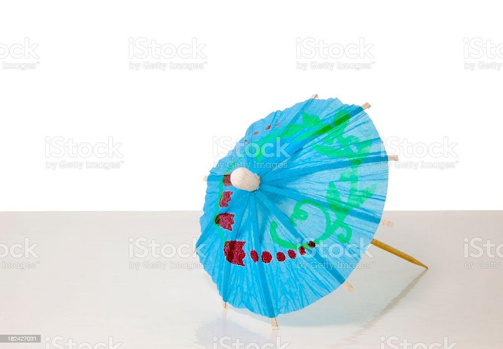 Drink Umbrella royalty-free stock photo