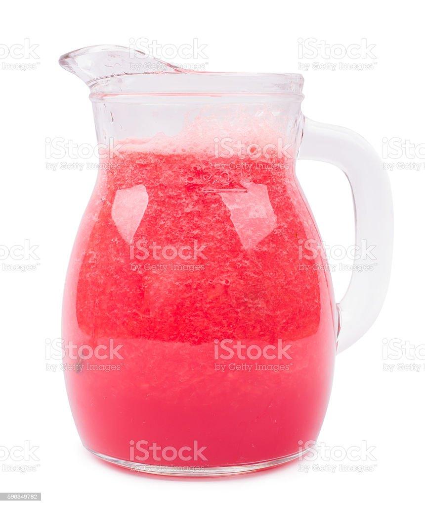 Drink watermelon royalty-free stock photo