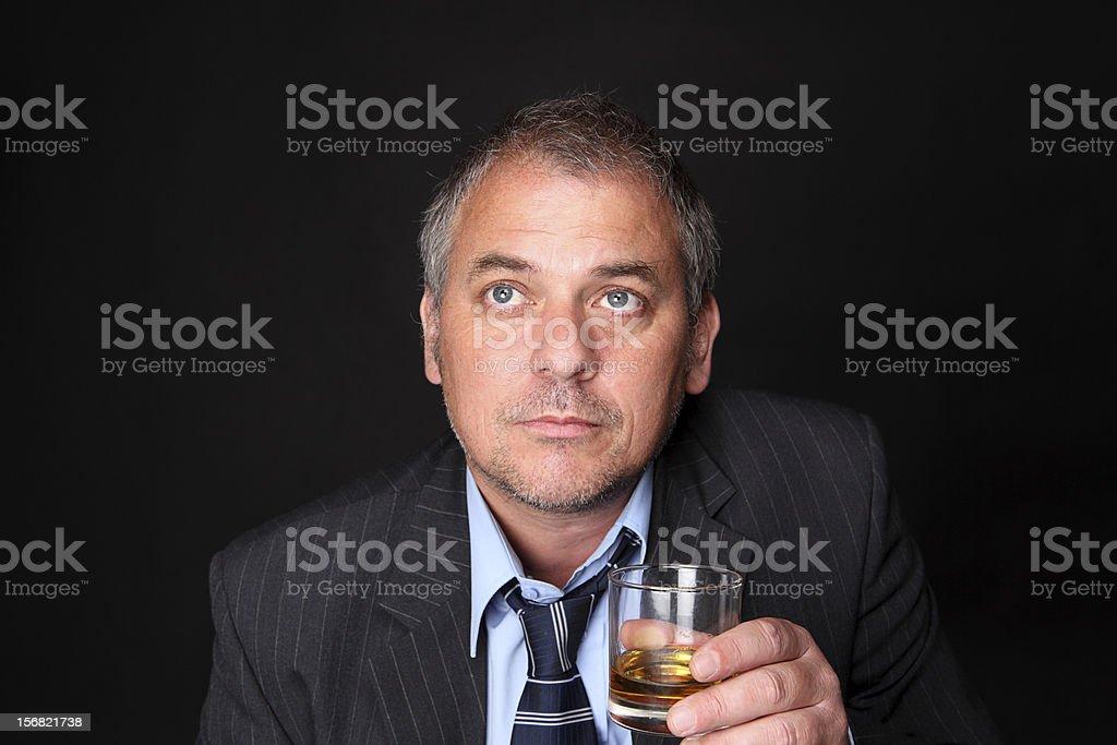 Drinker stock photo