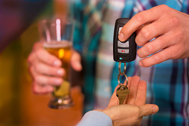 drinking and driving can be prevented If you're drunk, your car may soon be able to stop you from driving a new generation of technology is taking shape around systems that prevent cars from operating if the driver is drunk.