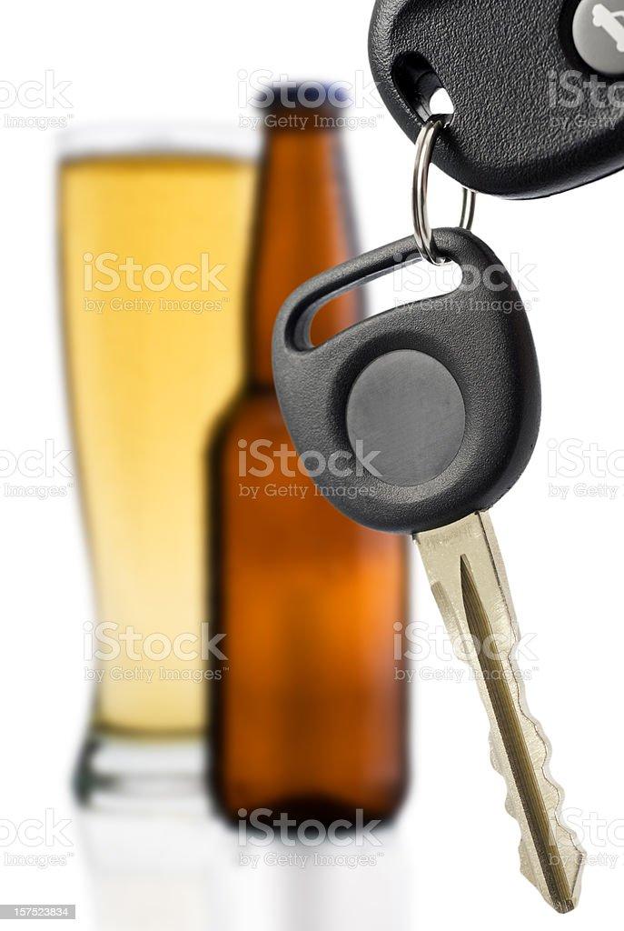 Alkohol fahren – Foto