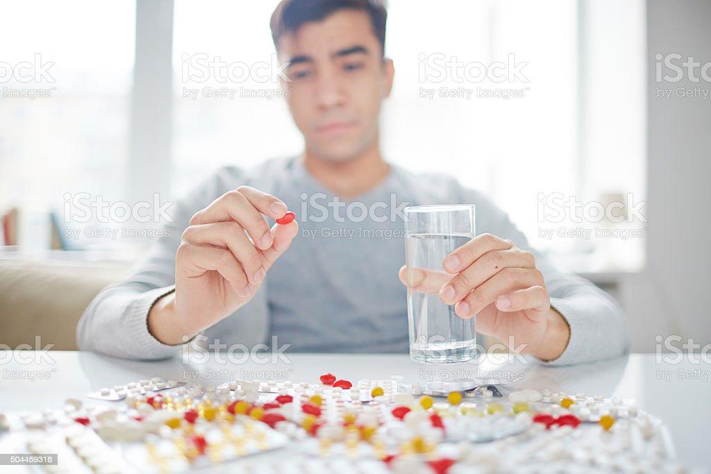 Trinken Medizin – Foto