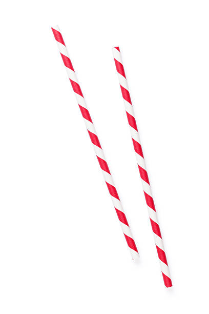 Drinking straws Drinking straws. Isolated on white background drinking straw stock pictures, royalty-free photos & images