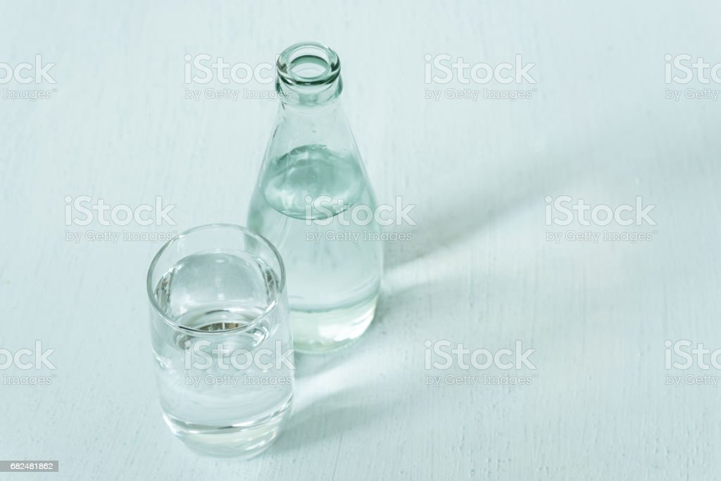 Drinking water Стоковые фото Стоковая фотография