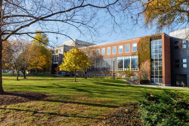 Drinko Hall at The Ohio State University