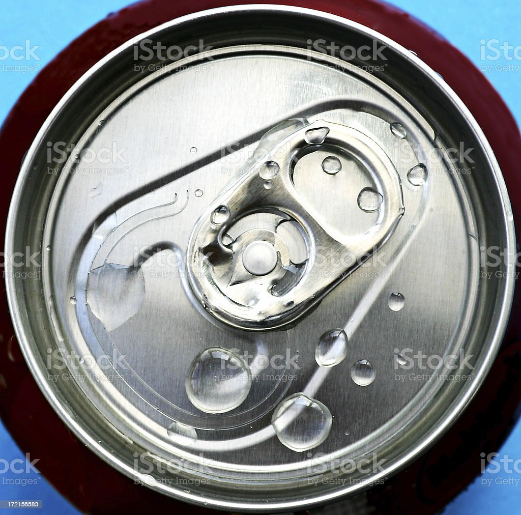 Drinks Can stock photo