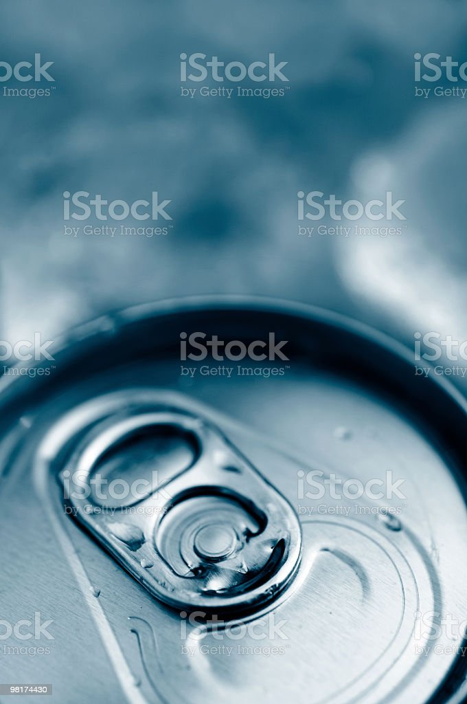 Drinks Can royalty-free stock photo