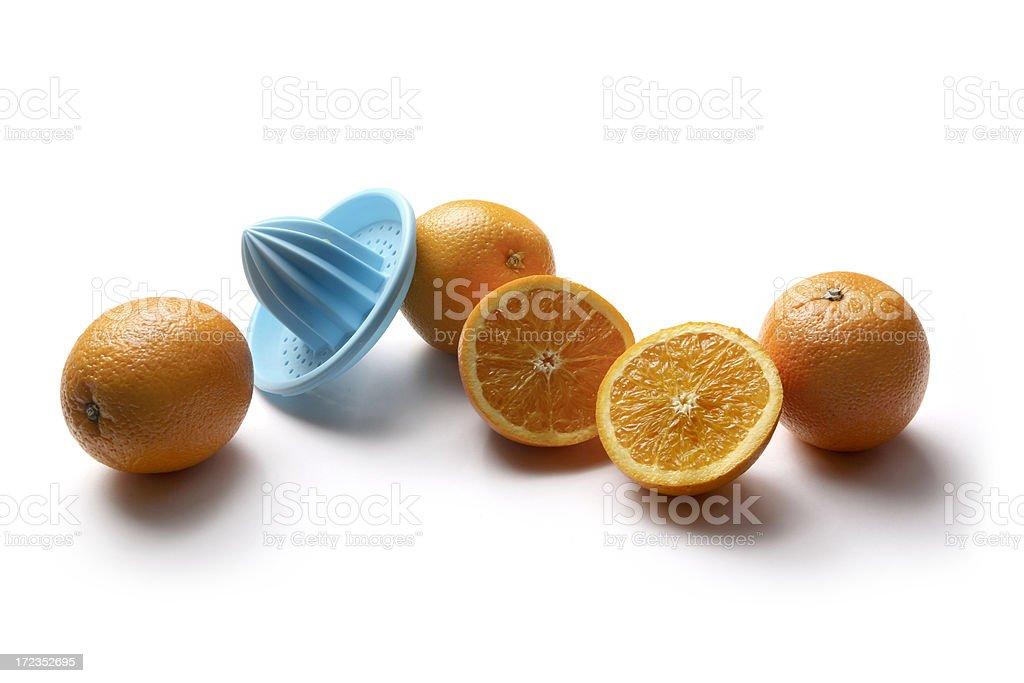 Drinks: Orange Juice royalty-free stock photo