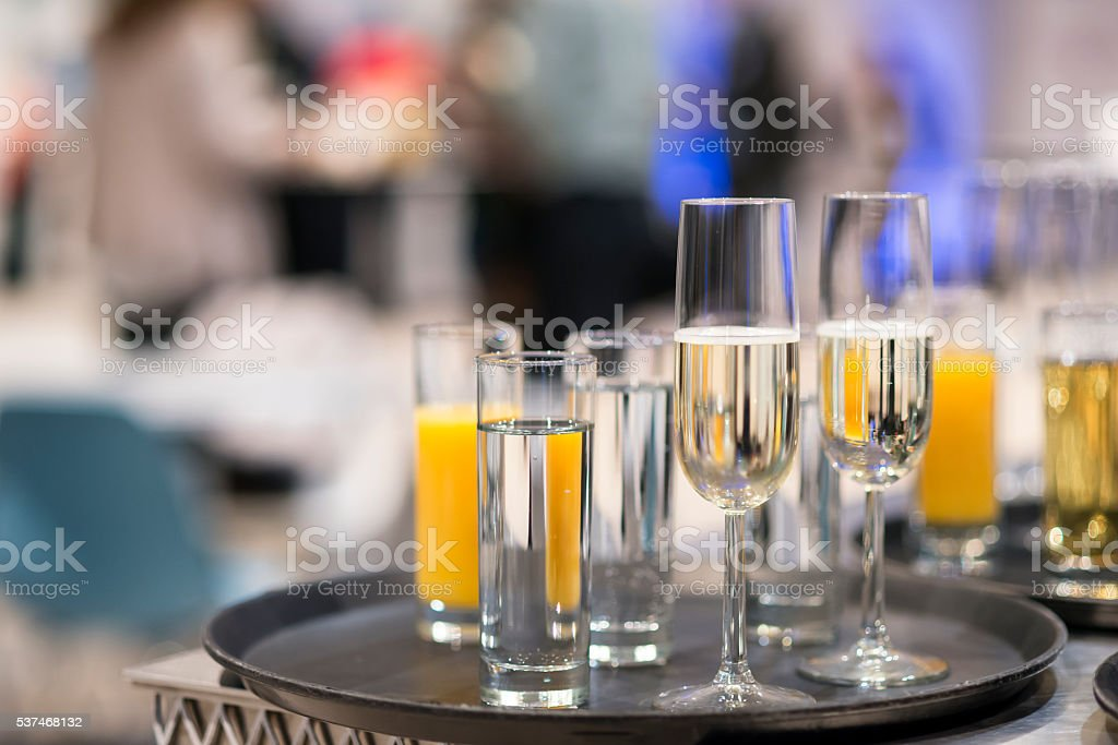 Drinks stock photo