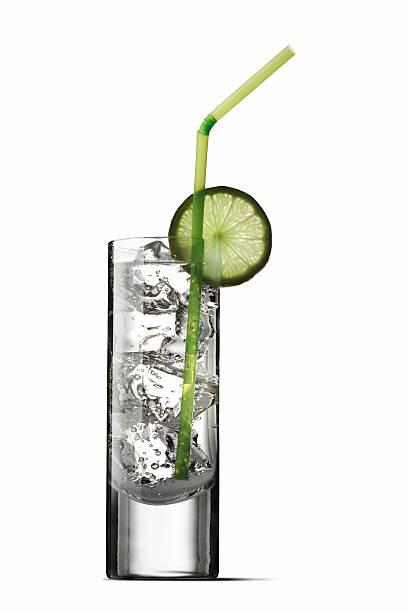 Cocktails Isolation: Soda et citron vert - Photo