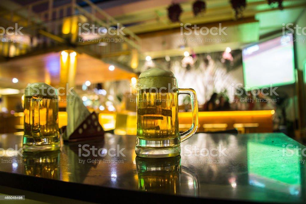 Drinks_Beer stock photo
