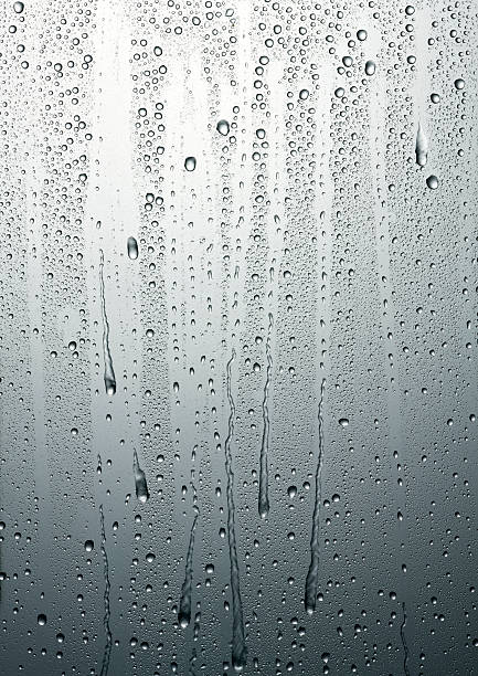 dripping condensation - condensation stock photos and pictures