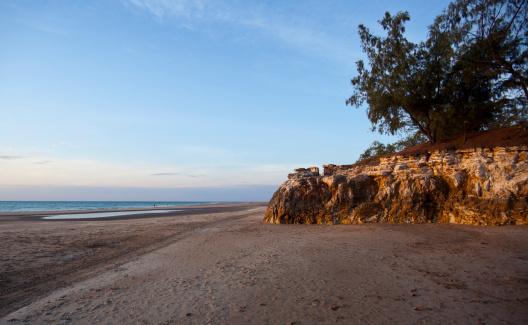 Casuarina Beach Darwin NT - YouTube