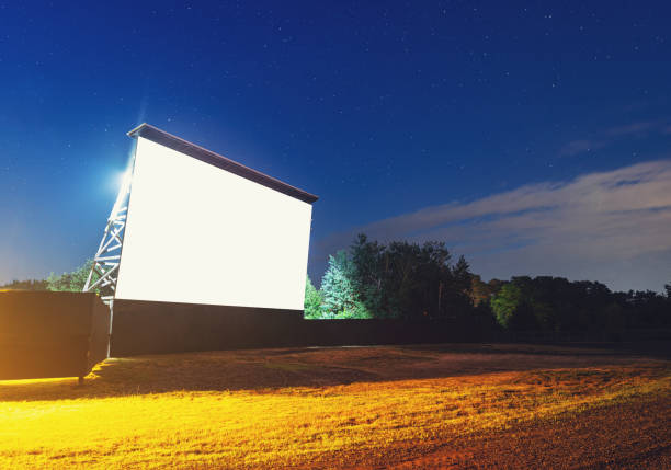 Drive In Movie Theatre – zdjęcie