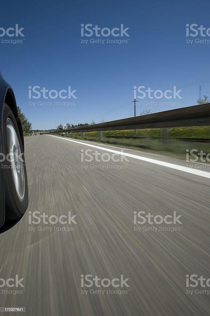 Drive royalty-free stock photo