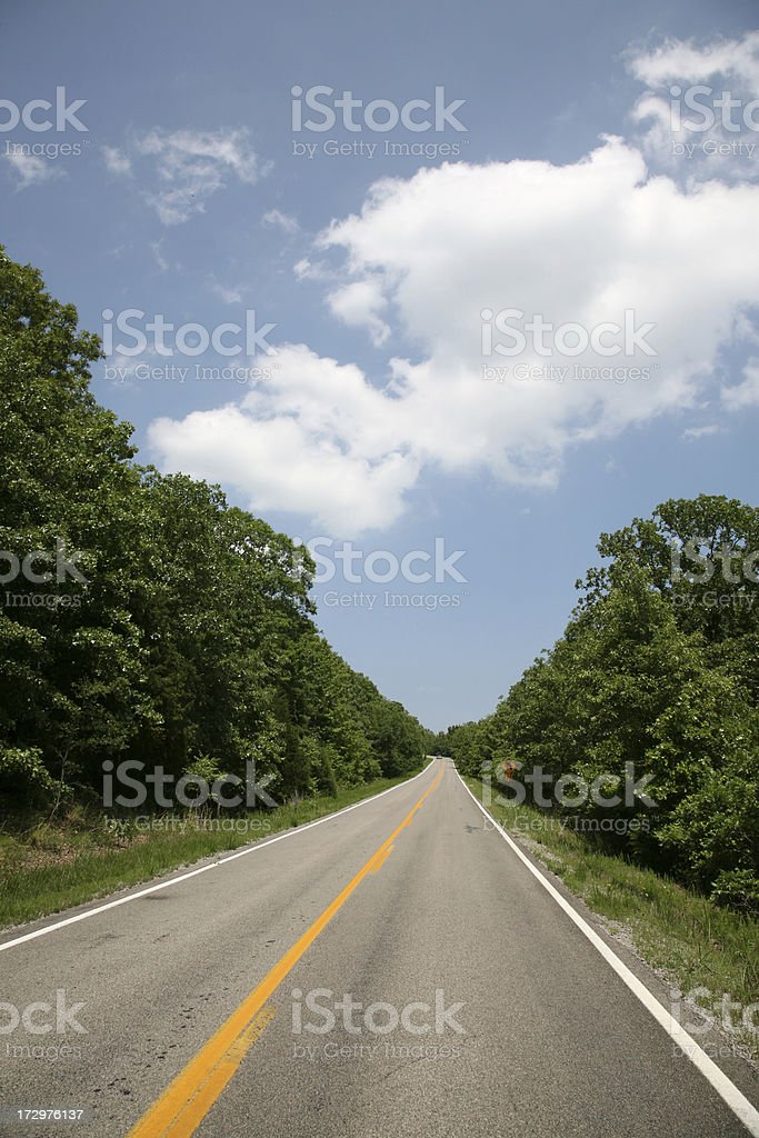 Drive royalty-free stock photo