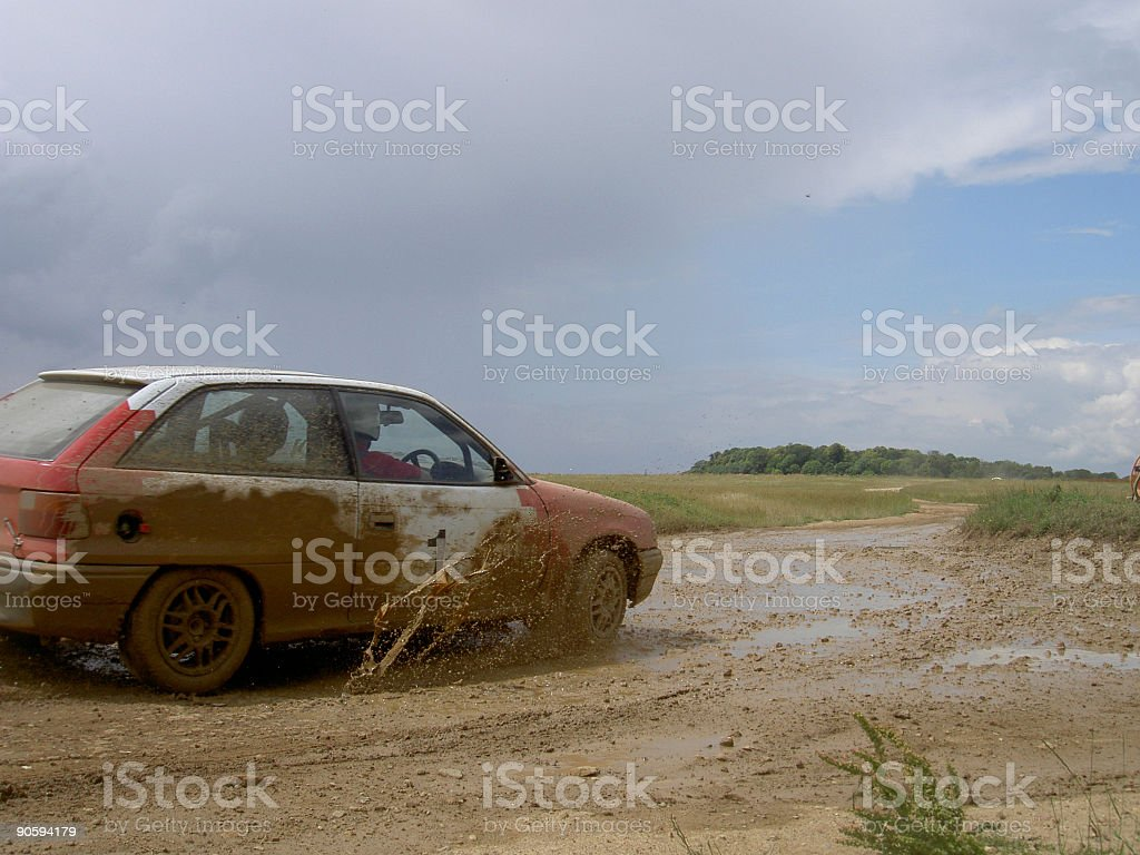 Drive to win stock photo