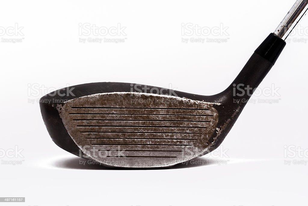 Driver golf club - foto stock