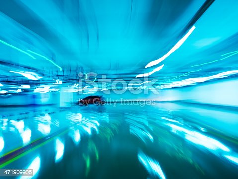 istock drive-up in motion 471909905