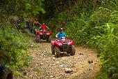 Driving 4x4 in Costa Rica