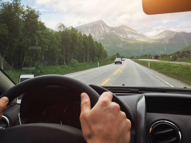 Autofahren in Norwegen – Foto