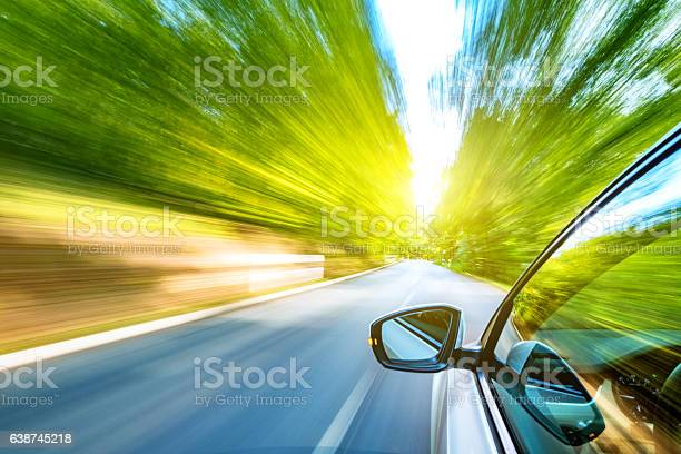 Photo of Driving on the road