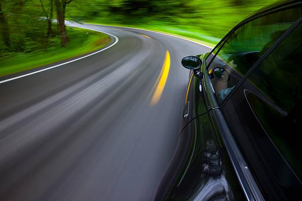 Driving Speeding Road - Photo