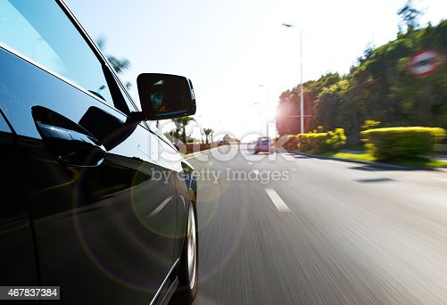688980174istockphoto driving through the city 467837384