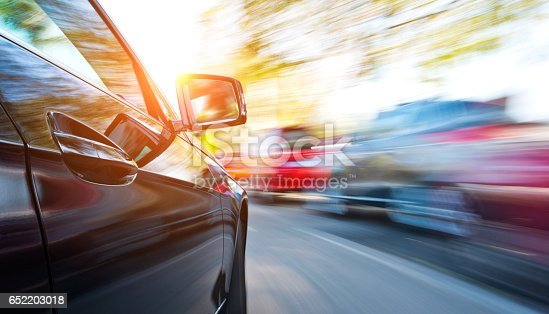 688980174istockphoto driving through the city 652203018