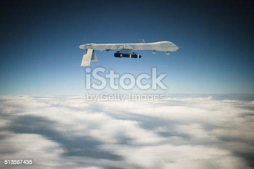 533534481 istock photo UAV Drone Flying 513567435