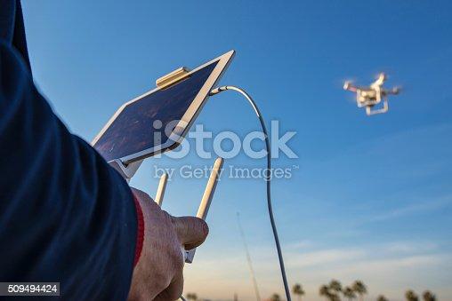 istock Drone 509494424