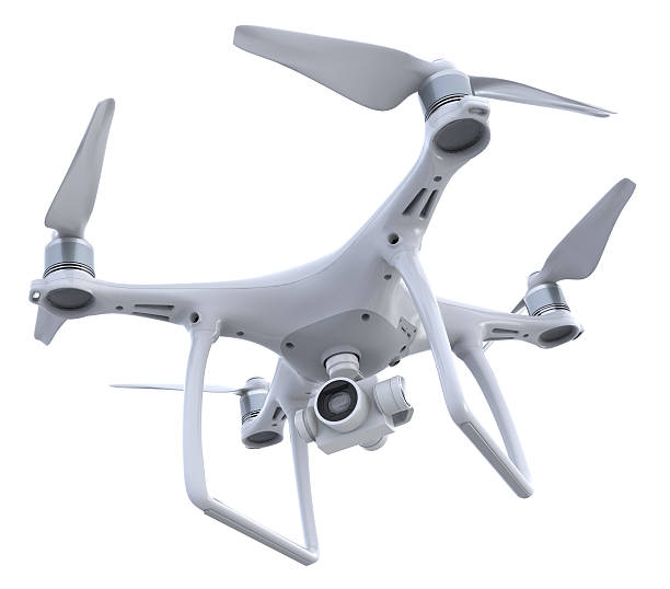 drone with camera - drones stock photos and pictures