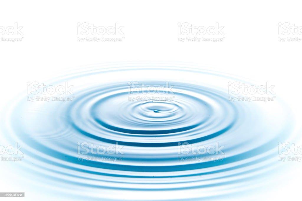 Tropfen Wasser – Foto