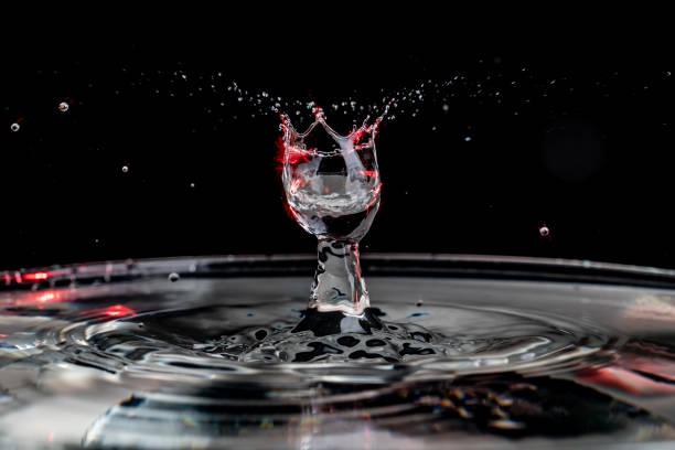 Droplet stock photo