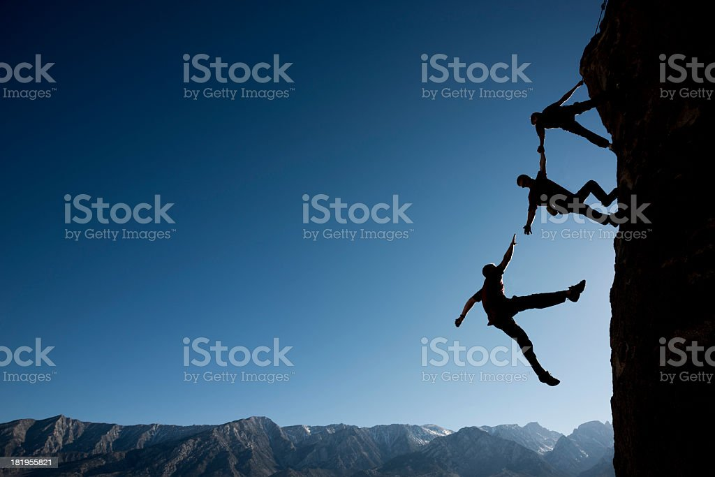 dropped royalty-free stock photo
